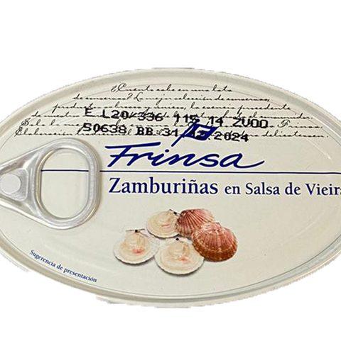 zamburiñas salsa vieira frinsa_id4805